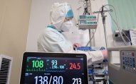 Gürcüstanda son sutkada koronavirusa 2 012 nəfər yoluxub, 25 pasiyent ölüb