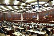 Milli Məclisin payız sessiyası başa çatdı
