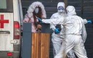 Rusiyada son sutkada 536 nəfər pandemiyanın qurbanı olub