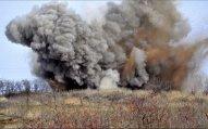 Ötən il Azərbaycanda mina partlayışları zamanı 6 nəfər ölüb, 8 nəfər yaralanıb