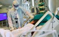 Gürcüstanda son sutkada koronavirusa 2 316 nəfər yoluxub