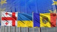 Ukrayna, Gürcüstan və Moldova hərbi ittifaq yaradır