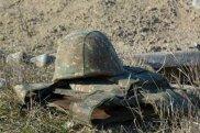 Ermənistanda itkin düşən hərbçilərdən biri ölü tapıldı