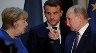 Putin, Merkel və Makron Qarabağı müzakirə edəcək