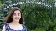 17 yaşlı azərbaycanlı qız məşhur universitetdə doktorluq təhsilinə başlayır (FOTO)