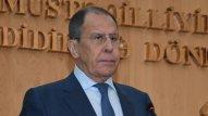 Sergey Lavrovdan Qarabağla bağlı açıqlama