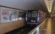 AVRO-2020 yarışları dövründə Bakı metrosu saat 2-dək işləyəcək