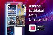 """Azercell-in rəqəmsal xidmətləri """"Umico""""da!"""