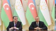 İlham Əliyev Tacikistana rəsmi səfərə dəvət edildi