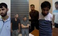 """Vətəndaş məlumatı əsasında """"patı"""" satan 7 nəfər tutuldu - Video"""
