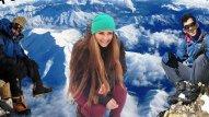Tufandağda alpinistlərin xatirəsinə qoyulan bürünc lövhə oğurlandı (FOTO)