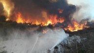 Türkiyənin bu ərazisindəki yanğınlar 8 gün sonra söndürüldü