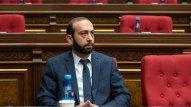 Ermənistanın yeni xarici işlər nazirinin adı açıqlandı