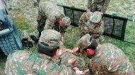 Ermənistanda hərbi hissədə 3 hərbçinin meyiti tapıldı