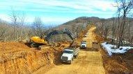 Şuşada 17,6 km uzunluğunda yeni yol salınacaq -FOTO
