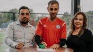 """""""Vartolu Sadettin"""" Hollandiyaya transfer oldu (FOTO)"""