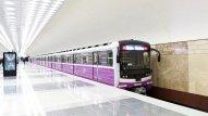 Bakı metrosunda qatarlar arasında interval azaldılacaq (VİDEO)
