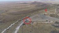 Ermənilərin illərdir gizli saxladığı bunkerin içindən görüntülər (VİDEO)