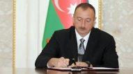 İlham Əliyev daha bir sərəncam imzaladı