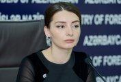 Azərbaycan XİN İranın xarici işlər nazirinə cavab verdi