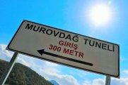 Murovdağ tunelindən yeni görüntülər (FOTO)
