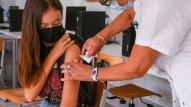 İndiyədək neçə yeniyetmə vaksinasiya olunub?