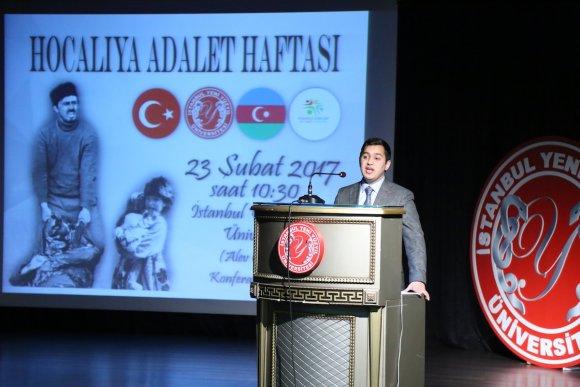 İstanbul Yeni Yüzyıl Universitetində