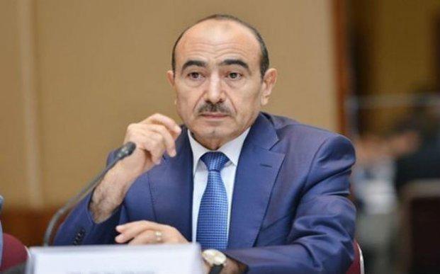 """""""Belə iddialar irəli sürmək mövcud reallıqla tam ziddiyyət təşkil edir"""" - Əli Həsənov"""