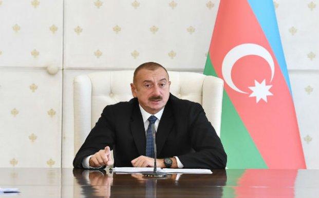 Prezident İlham Əliyevin sədrliyi ilə Nazirlər Kabinetinin iclası keçirildi