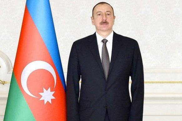 Prezident İlham Əliyev Lənkəran rayonuna səfərə getdi