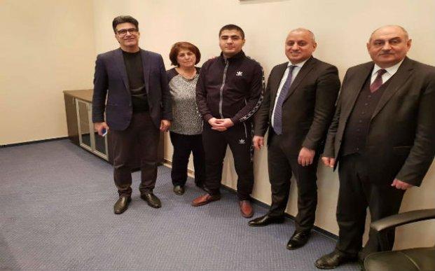 Mehman Hüseynov Prezident İlham Əliyevə müraciət ünvanladı