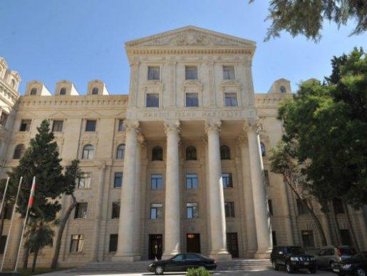 Azərbaycan XİN Ermənistan XİN-in bəyanatına cavab verib