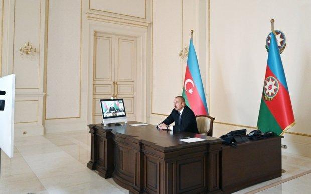 Prezident İlham Əliyevin sədrliyi ilə Təhlükəsizlik Şurasının iclası keçirilib