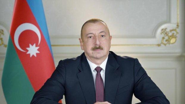 Prezident xalqa müraciət etdi (VİDEO)