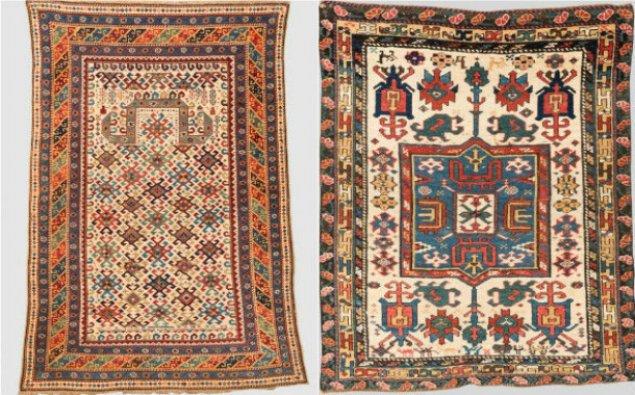 Azərbaycan xalçaları ABŞ-da 744 min dollara satılıb