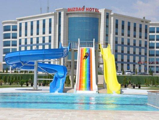 Azərbaycanda məşhur otel satışa çıxarıldı - 17 milyona
