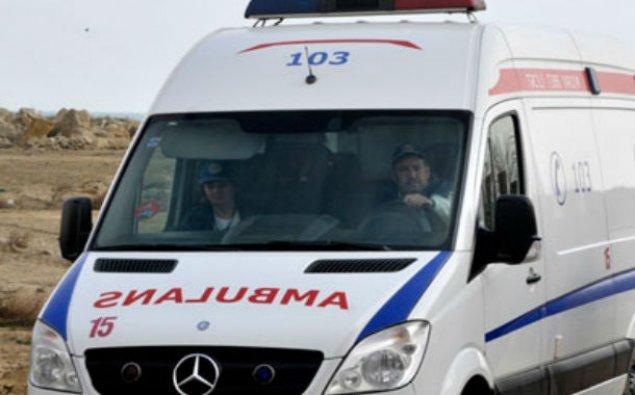 Zaqatalada 30 yaşlı kişi qolunu doğradı