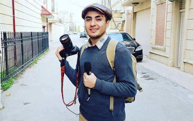 Mehman Hüseynov polis tərəfindən saxlanılıb