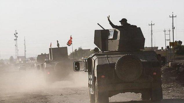 Mosulda 200-ə yaxın İŞİD terrorçusu öldürülüb