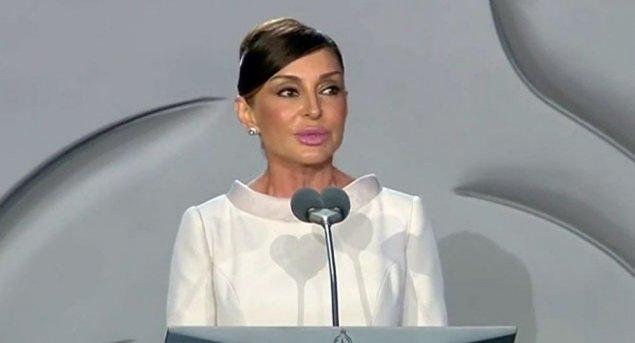 Birinci vitse-prezident Mehriban Əliyeva fəaliyyət istiqamətini açıqladı