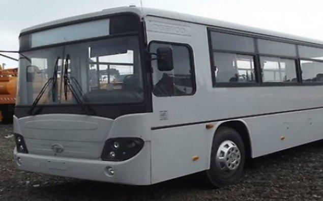 25 yaşlı qızı avtobus vurdu