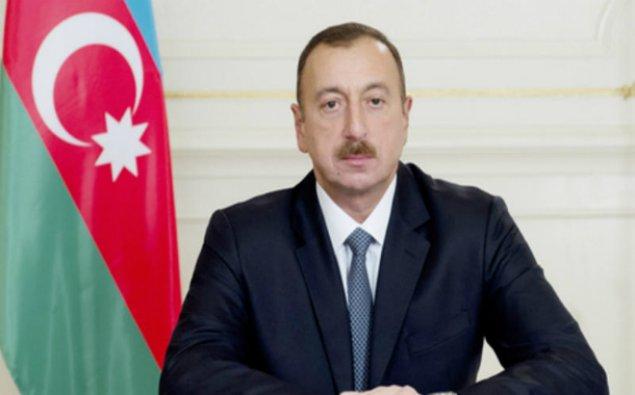 İlham Əliyev Giorgi Marqvelaşvili ilə görüşdü