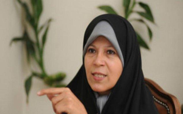 İranın sabiq prezidentinin qızı 6 ay müddətinə azadlıqdan məhrum edildi