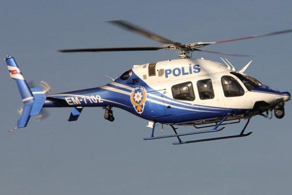 Türkiyədə içində 12 nəfər olan helikopter qəzaya düşdü