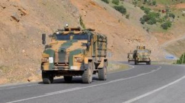 Türkiyədə hərbi hissəyə hücum - 2 ölü, 2 yaralı