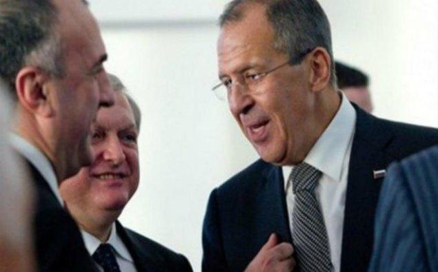 Rusiya, Azərbaycan və Ermənistan xarici işlər nazirləri görüşəcək - MOSKVADA