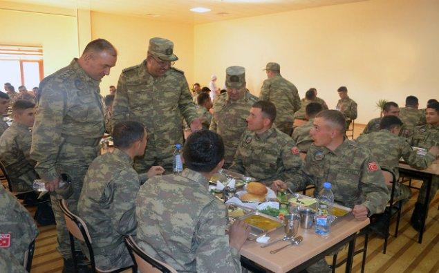 Azərbaycan-Türkiyə birgə taktiki təlimləri keçiriləcək
