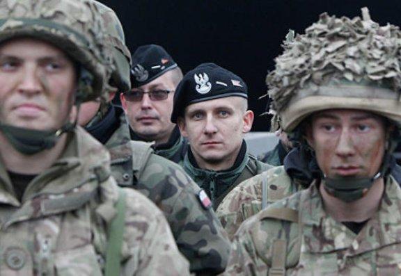 Polşada NATO hərbi qüvvələrinin təlimləri başladı