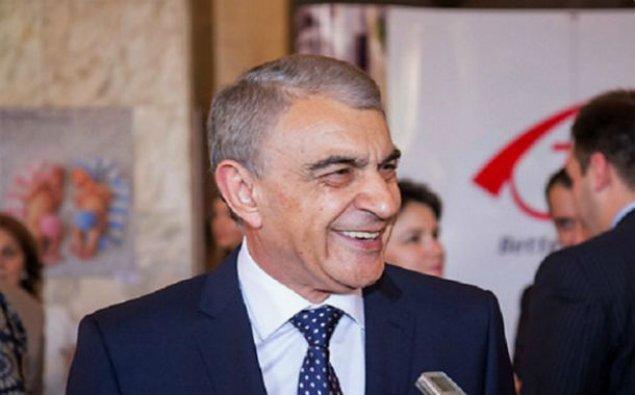 Ermənistan parlamentinə yeni sədr seçilib