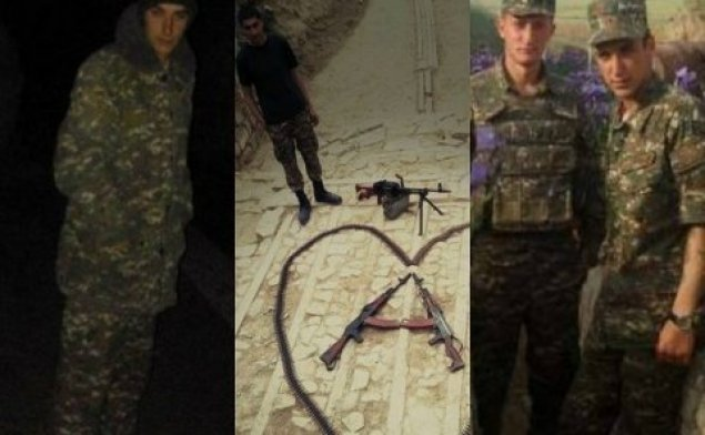 Snayperimiz ŞƏHİDİMİZİN qisasını aldı-Düşmən ürəyindən vuruldu-FOTOLAR